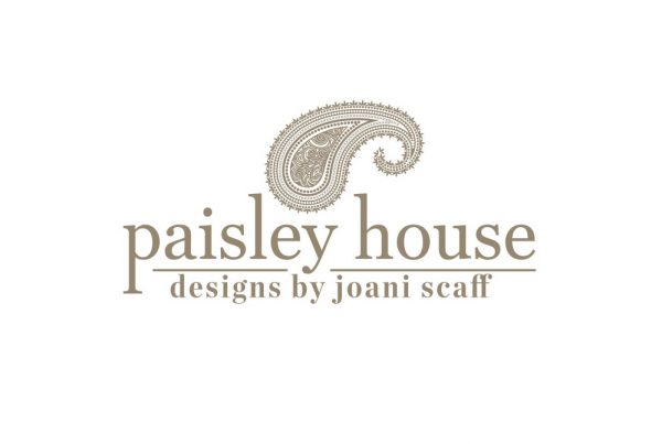 Paisley House logo design
