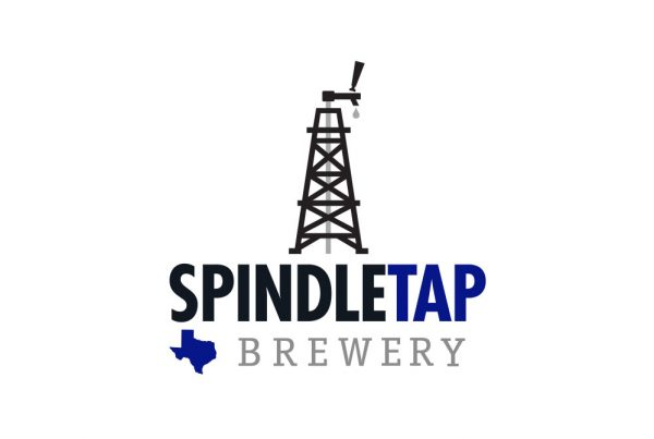 Spindletap Brewery logo design