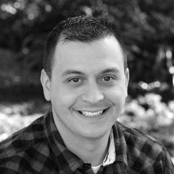 Justin Fox marketing coordinator