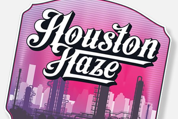 Houston Haze – Print